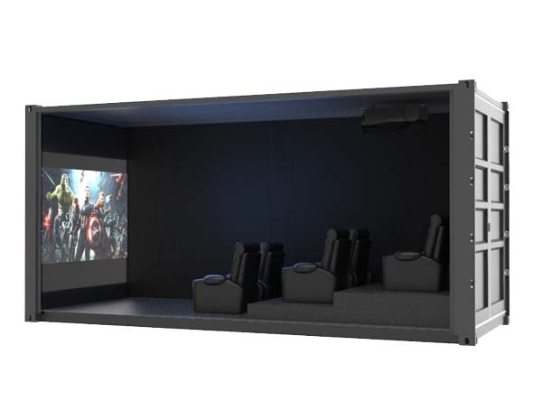 cinebox, home cinema